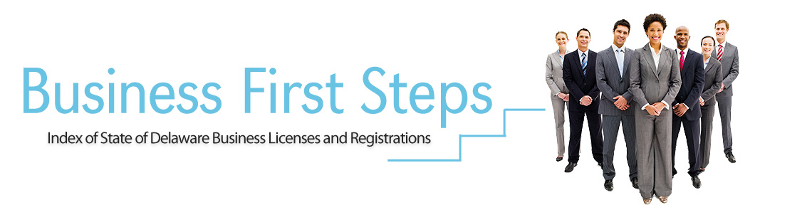 Delaware Business First Steps